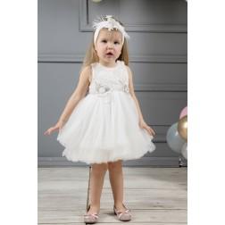 Βαπτιστικό Φόρεμα Κ 4323-Ι