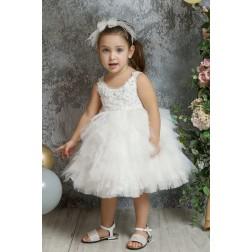 Βαπτιστικό Φόρεμα Κ4325-Ι