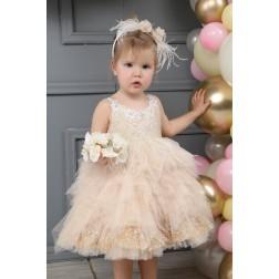 Βαπτιστικό Φόρεμα Κ4325