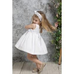 Βαπτιστικό Φόρεμα Κ4327