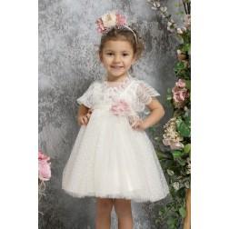 Βαπτιστικό Φόρεμα Κ4331