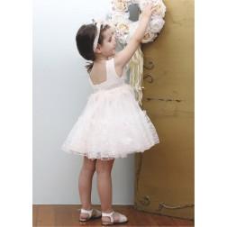 Βαπτιστικό Φόρεμα Κ4332Φ-Β Mi Chiamo