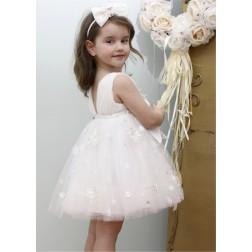 Βαπτιστικό Φόρεμα Κ4335Φ-Ι Mi Chiamo