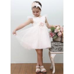 Βαπτιστικό Φόρεμα Κ4340Φ-Ι Mi Chiamo