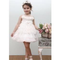 Βαπτιστικό Φόρεμα Κ4341Φ Mi Chiamo