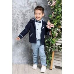 Βαπτιστικό Σύνολο Για Αγόρι A4370-ΜΣ