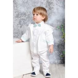 Βαπτιστικό Σύνολο Για Αγόρι A4370-Λ