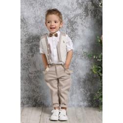 Βαπτιστικό Σύνολο Για Αγόρι Α4395