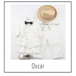 """Βαπτιστικό Σύνολο """"Oscar"""" Bambolino"""