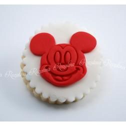 """Μπισκότο Βάπτισης Βουτύρου """"Mickey"""""""