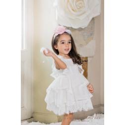 Βαπτιστικό Φόρεμα AW21 G3 Stova Bambini