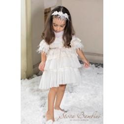 Βαπτιστικό Φόρεμα AW21 G4 Stova Bambini