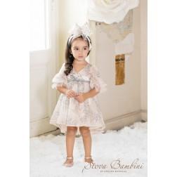 Βαπτιστικό Φόρεμα AW21 G5 Stova Bambini
