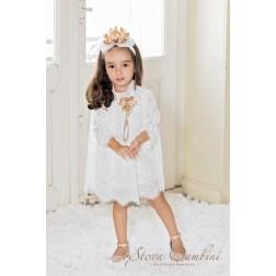 Βαπτιστικό Φόρεμα AW21 G6 Stova Bambini