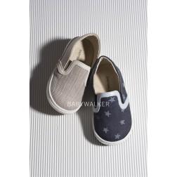 Παπούτσια Περπατήματος από Ύφασμα BW4053 Babywalker