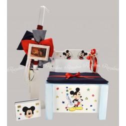 """Βαπτιστικό Σετ """"Mickey"""""""