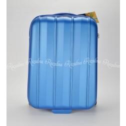 Βαπτιστική Βαλίτσα Τρόλευ Μπλε