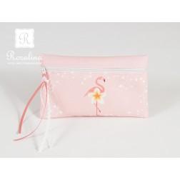 Μπομπονιέρα Κασετίνα Flamingo