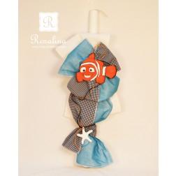 Λαμπάδα Βάπτισης Clownfish