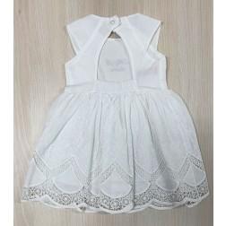 Φόρεμα Βαμβακερό Εξώπλατο