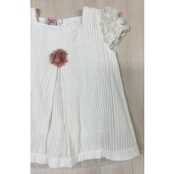 Φόρεμα Ιβουάρ 9 μηνών M&B