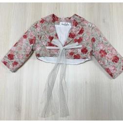 Βαπτιστικό Jacket Bambolino 7706A