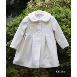 Βαπτιστικό Παλτό Κ4128