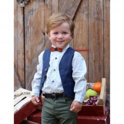 Βαπτιστικό Κοστούμι Α3788