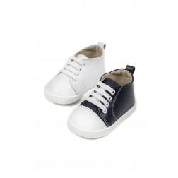 Δετά δερμάτινα sneakers Για Τα Πρώτα Βήματα Babywalker PRI2086