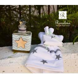 Σετ Βάπτισης Αστέρι & Chevron