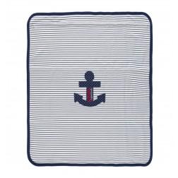 Ανοιξιάτικη Κουβέρτα Navy Brums